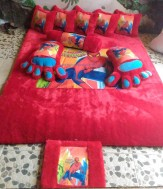 Karpet Karakter Spiderman Murah