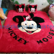 Mickey Mouse Karpet Karakter