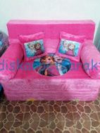 Sofa Bed Bahan Rasfur Tebal Busa 40cm