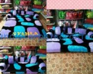 Sofa Bed Matras Lantai Kasur Karpet Ambal Set
